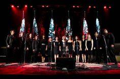 Hunter Presents, Press Photo, Choir, Musicals, Songs, Concert, Greek Chorus, Recital, Concerts