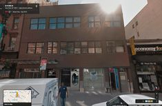 Photo of the Front of Electric Lady Studios in New York, NY.