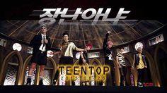 """TEEN TOP(틴탑) releases """"Rocking"""" (장난아냐) MV + 3rd mini album 'TEEN TOP CLASS'"""