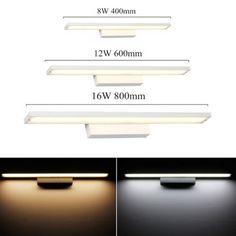 Simple LINEA LED Bad oder Spiegelleuchten IP interior lamps light Pinterest Lamp light Interiors and Lights