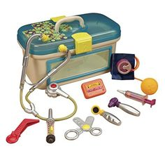 B. Dr. Doctor, (or something similar; may be cheaper at Target) http://www.amazon.com/dp/B0080AHHGC/ref=cm_sw_r_pi_awdm_WBWpwb1HWHMDC