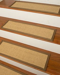 Sumatra Carpet Stair Treads 9 Inch X 29 Inch Use Indoor Perfect For Pets,  Easy To Install, Set Of 13 Durable, Protects Stairs, Reduces Risk Of  Slipping ...