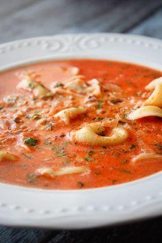 Denne her suppe er virkelig nem og så lækker! :-D