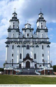 Catholicism in Poland | Catholic Church, Bialystok,Poland