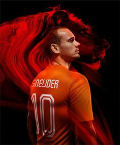 Netherlands 2014 World Cup Home Kit Released + Away Kit Leaked - Footy Headlines #typography #football