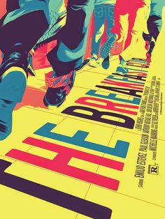 Breakfast Club 30th Anniversary Poster design