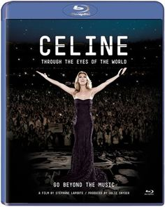 Show details for Céline Through the Eyes of the World [2010/Blu-ray]
