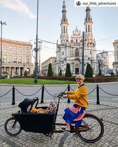 #Repost @our_little_adventures      Ale ja za tym tęskniłam!  Chyba nic nie sprawia mi takiej przyjemności jak jazda na rowerze . A jeśli do tego mogę to robić z tymi których kocham (nawet z takim Okruszkiem jak Basia!) to już w ogóle bajka!   Jeździcie na rowerach całą rodziną? Jak to u Was wygląda? Foteliki przyczepki rowery cargo? Dajcie znać!  #ourlittleadventures #cargobikes #dollybikespolska #dollybikes #rowerowelove #rowerowarodzina #rowerowo #warszawarowerowa #zRodzinaNaRower… Adventure, Instagram, Fairytail, Fairy Tales