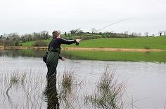 Fly fishing in Ireland If you are ever going to try, this is the place!