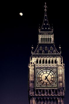 Big Ben, London Elizabeth Tower, The Clock Tower :) - Reisen London Calling, England Uk, Travel England, Oh The Places You'll Go, Belle Photo, Great Britain, Wonders Of The World, Around The Worlds, Pictures