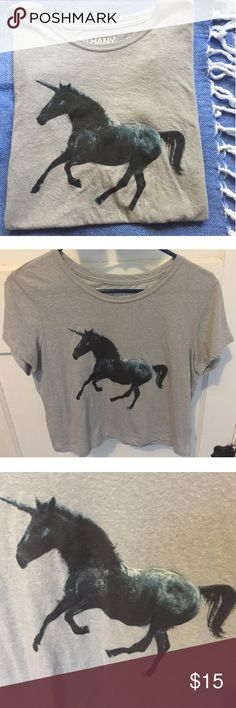 Bethany Mota Crop Top - NWOT Bethany Mota Crop Top ⭐️ Perfect condition Aeropostale Tops Crop Tops