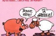 AÏD MABROUK 2015 - Fête du mouton - Humour