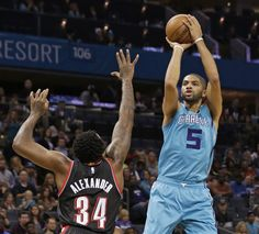 Who did Nicolas Batum score over 30 points against in Nov 2015? From #1 #NBA Quiz