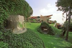 Javier Senosiain  / Eco Dwelling <3