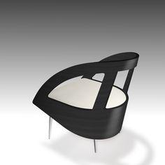 Gotham Armchair - Design By Riccardo Beretta - de Milan