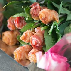 Finally, A Valentines Bacon Bouquet for Men