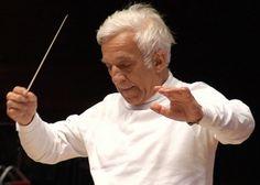 Vladimir Ashkenazy - great pianist, fine conductor, modest wonderful human being.