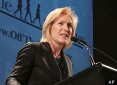 Kirsten Gillibrand Makes Emotional Plea To Preserve Food Stamps
