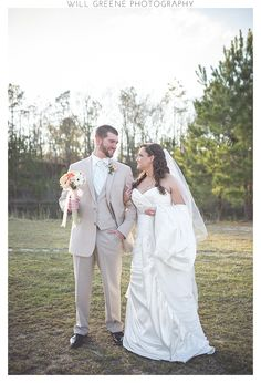 Amanda & Austin's Equine Country wedding, Jacksonville NC, Will Greene Photography