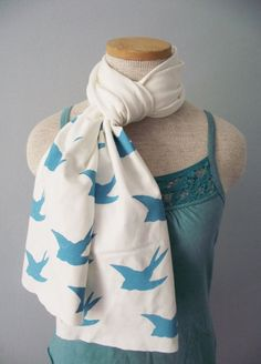 loving the scarf