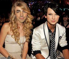 Face Swap Taylor Swift and Joe Jonas: Hilarious!!!! hahaha