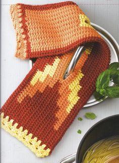 87 Beste Afbeeldingen Van Pannenlappen In 2019 Crochet Potholders