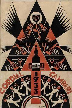 Cordial Campari 1933 1933 ca. (cat. 87)