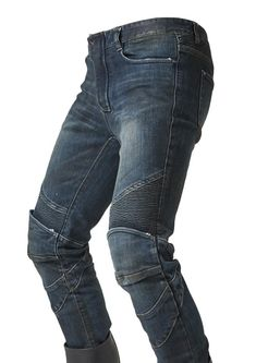 7736ff7121e7 FEATHERBED DIRTY Men s Blue Motorcycle Riding Jean Cargo Pants – uglyBROS  USA Usa