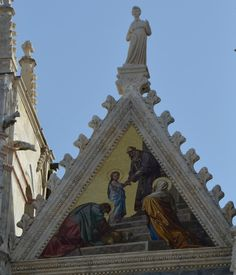 Siena Cathedral  (my photo)