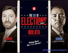 EnemyPoliticalMailerTemplate  Political Marketing