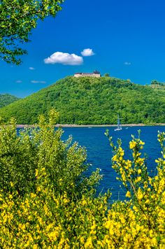 https://flic.kr/p/tJPaF9 | Schloss Waldeck am Edersee, Waldeck, Hesse, Germany