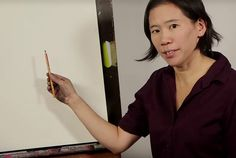 """I recently received an email from Clara Lieu, an adjunct professor in the Illustration program at RISD. Lieu has partnered with Thomas Lerra, a manager at WGBH Digital in Boston, to produce ART PROF: Visual Art Essentials, a video series aimed at teaching traditional art making skills to high school students. They are in the … read more... """"Meet the new Bob Ross: Clara Lieu and ART PROF"""""""