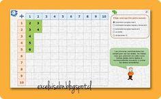 ExceLuisABN Matemática y Excel: La Tabla de Sumar, v1.0.