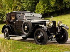 Hispano Suiza - would love this car!