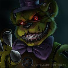 Your Nightmare by martiigr5.deviantart.com on @DeviantArt