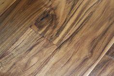 "Acacia Natural 3/8 x 5"" Hand Scraped | Engineered Hardwood Flooring | WeShipFloors"