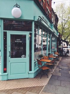 Cafe Pistou | London