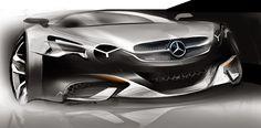 Mercedes Benz Concept.