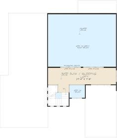 Plan 70522MK: 3 Bed Modern with Upstairs Sleeping Loft