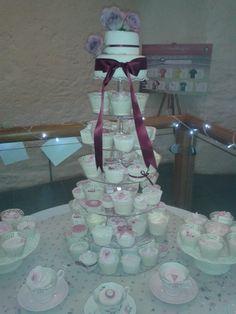 120 Vanilla Cupcakes & 2 tiers of Chocolate Mudcake for a beautiful wedding at Dunster Tithe Barn Vanilla Cupcakes, Barn, Handmade Gifts, Cook, Quilts, Chocolate, Create, Wedding, Beautiful