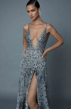 37 Ideas fashion dresses formal glamour style for 2019 Trendy Dresses, Elegant Dresses, Sexy Dresses, Nice Dresses, Evening Dresses, Fashion Dresses, Formal Dresses, Evening Gowns Couture, Beautiful Gowns