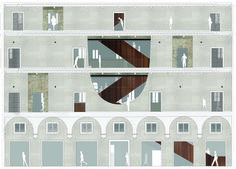 Gallery of The Best Architecture Drawings of 2016 - 16