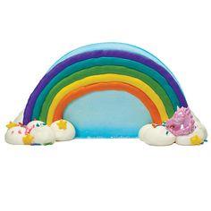Rainbow Sky, Bakery Cakes, Cake Gallery, Cake Decorating, Sweets, Unicorns, Mermaids, Cake Ideas, Decor Ideas