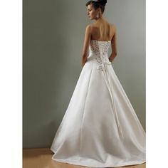 Charming Satin A-line Strapless Summer Sleeveless Embroidery Empire White Special Occasion Dresses