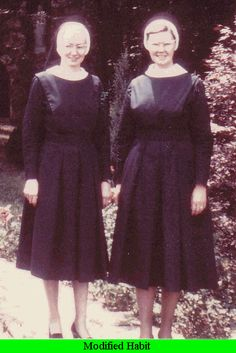 Sisters of the Order of Mercy (Religious Sisters of Mercy, R.S.M.)