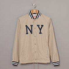 #retro #baseball #coachjacket #mlb #nygiants #ny