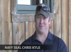 Chris Kyle - FORMER NAVY SEAL & 'AMERICAN SNIPER' AUTHOR CHRIS KYLE REPORTEDLY KILLED AT TX LODGE. read the artical & watch the video. We lost another Navy Seal. So sad.