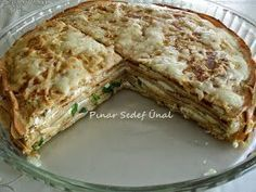 Hello my friends. Is it practical, practical and delicious and satisfying pies … Iftar, Meat Recipes, Snack Recipes, Snacks, Vegan Gingerbread Cookies, Turkish Recipes, Different Recipes, Crepes, No Cook Meals