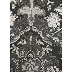 Cole & Son Wallpaper Aldwych Damask Wallpaper (8.600 RUB) ❤ liked on Polyvore featuring home, home decor, wallpaper, backgrounds, pictures, fillers, filters, patterns, damask pattern wallpaper and cole son wallpaper