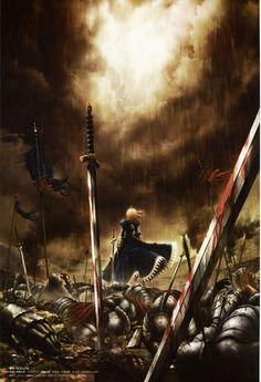 Fate/Zero Fate/Sate Night Fate/Hollow Ataraxia Saber 【フェイト/ゼロ;中文:命运/零话】【フェイト/ステイナイト】【フェイト/ホロウアタラクシア】Saber(セイバー) /阿尔托莉亚·潘德拉刚Arturia Pendragon